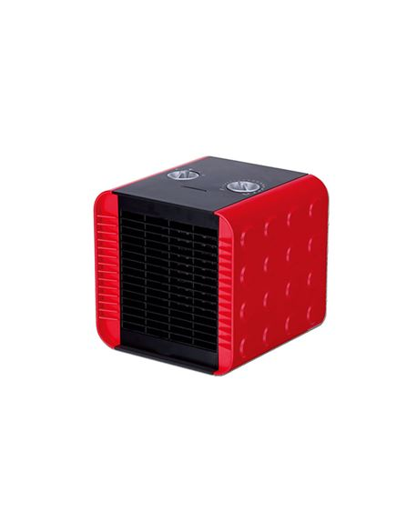 Calefactor compacto rojo - ESF0907215