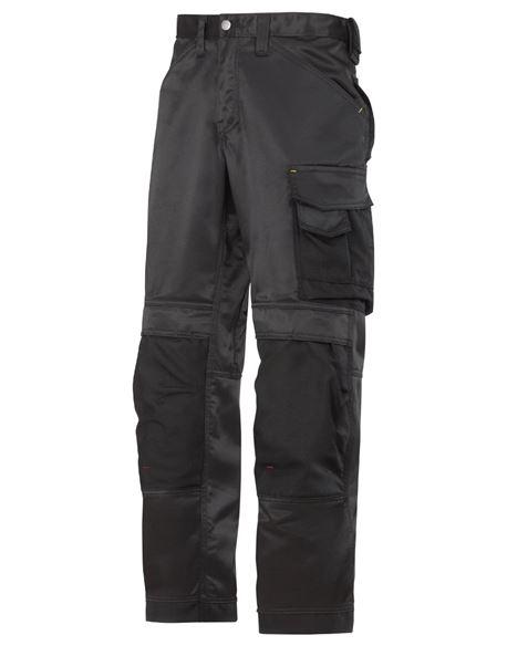 Pantalon duratwill 0404 negro t. 46 - SNIPA3312AN046