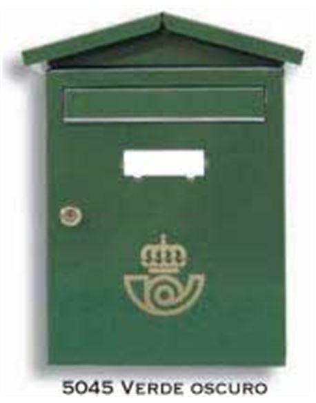 Buzon joan verde oscuro - JOAN-VERDE_OSCURO