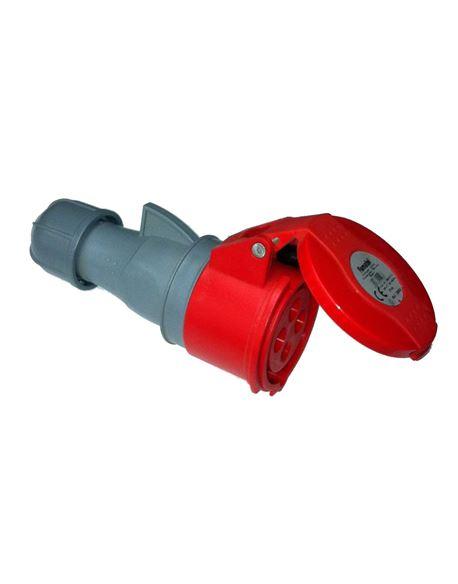 Base ip-44 movil 16a 380/415v 3p+t 23300 - BASE_MOVIL380