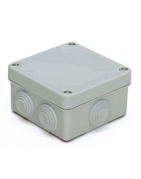 Caja estanca 100x100x55 c/conos 3011 - FAMCA003011