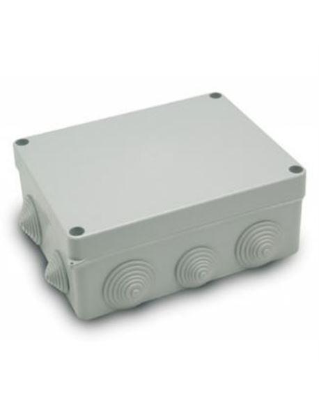Caja estanca 220x170x85 c/conos 3014 - FAMCA003014