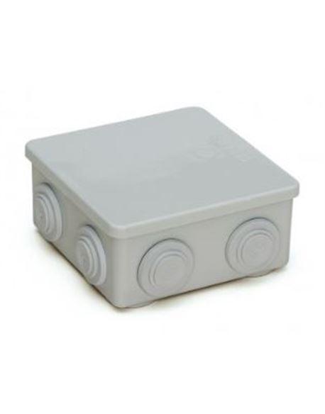 Caja estanca 100x100x45 c/conos 3003 - FAMCA003003
