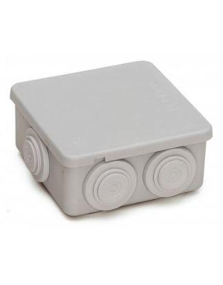 Caja estanca 80x80x36 c/conos 3002 - FAMCA003002