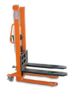Apilador manual 540x1150 1000 kg.