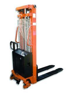 Apilador semi-electrico 540x1150 2450 kg.