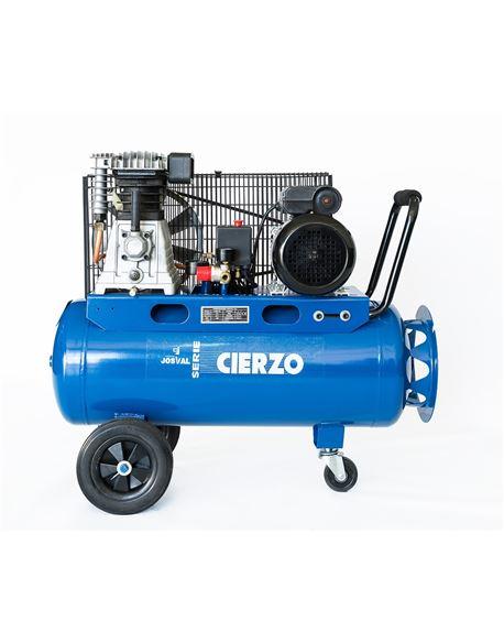 Compresor 2 hp 50 lts. correas - PUSCO02050C