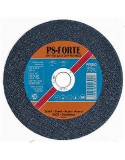 Disco corte 25u. eht 125x1,0 a60p psf-inox