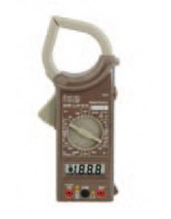 Pinza amperimetrica digital m266w