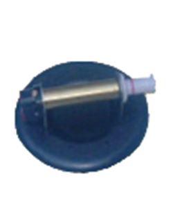 Ventosa goma a piston 150 mod.g
