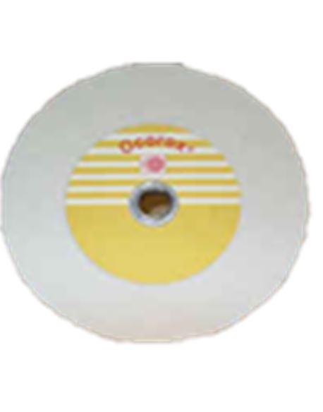 Muela co. blanco/naranja plana 025x13 - CORINDON_BLANCO-NARANGA