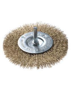 Cepillo circular 21 6 mm. 4h 75x0.30 inox.