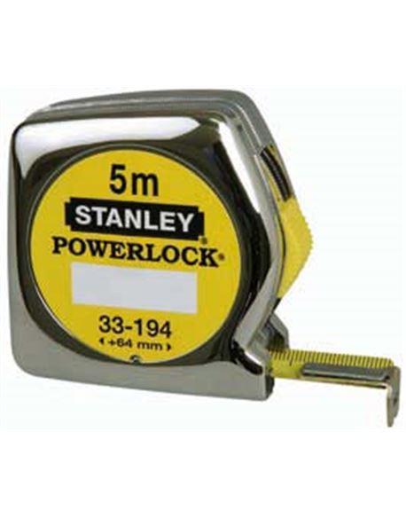 Flexometro powerlock 10 mts. ref. 33.442 - 01
