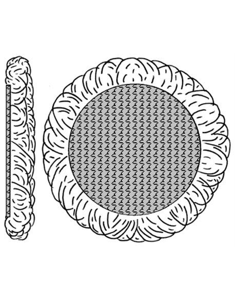Bonete lana 150 mm. fijacion rapida - 04_2