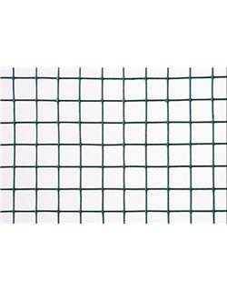 Mts. tela metal. electro sold 25x25x01x100