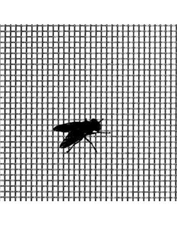Mts. tela mosquitera aluminio 18x16 0.30
