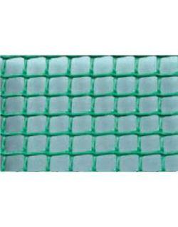 Mts. tela plastico malla cuadrada c-145