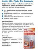 Bote ref. 270 50 ml. - LOCTITE 270