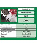 Bote ref. 603 50 ml. - LOCTITE 603
