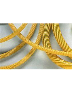 Mts. mang. espiral liquiflex 100 amarill