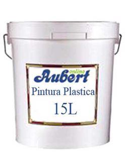 Bidón pintura plastica delta 15 lt.