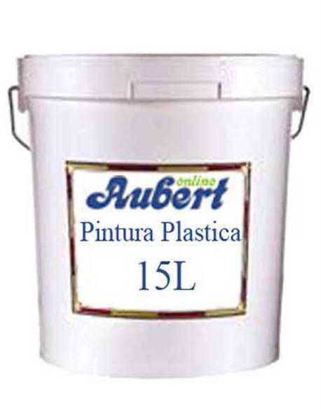 Bidon pintura plastica delta 15 lt. - PINTURA_PLASTICA15L