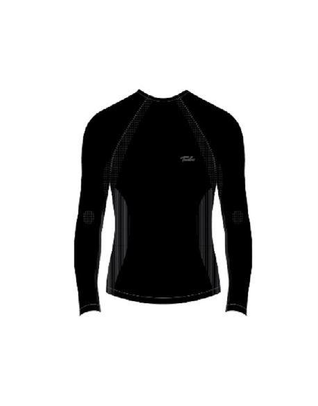 Camiseta m/l c/red. cab. neg. thermolite m - CAMISETA_THERMO_TURBO