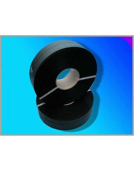 Kg. fleje plastico bobina 13 mm. negro - FL00151308-FL151308%20FLEJE%20POLIPROPILENO_HI