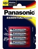 Pila alcalina pro-power 4 u. lr03pp - ESSENTIAL_RL03_BLISTER-0403-JPG